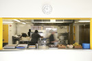 School kitchen