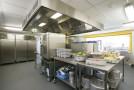 New kitchen facility