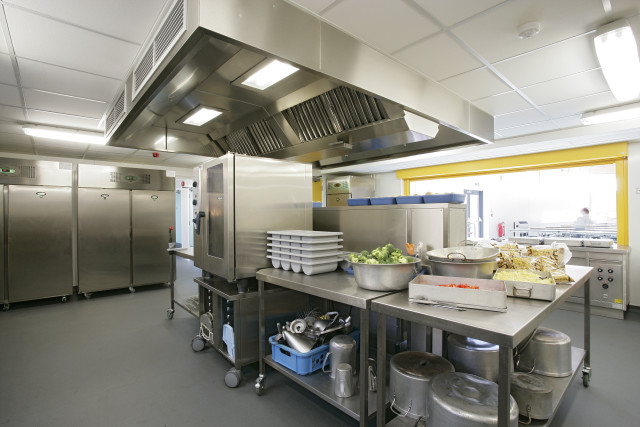 New kitchen facility