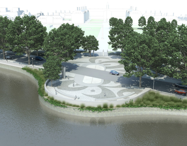 Image of Thames Tideway Tunnel Foreshore Structures