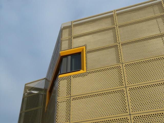 External cladding detail