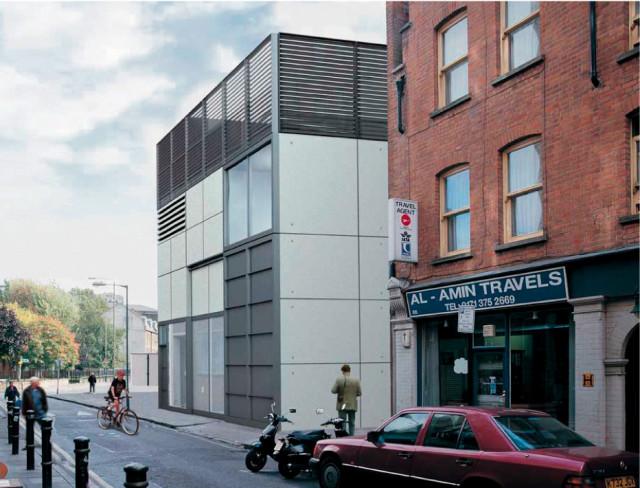 Hanbury Street proposal