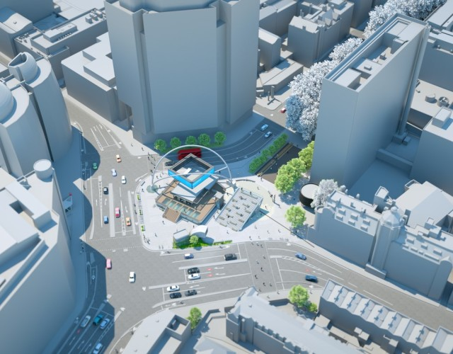 Image of Old Street Roundabout