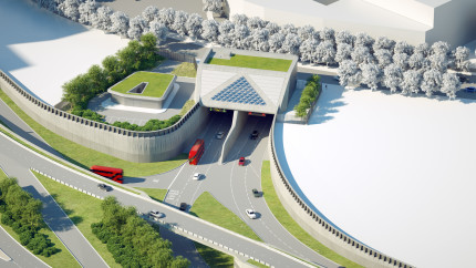Fp's Silvertown Tunnel Thames crossing plans approved