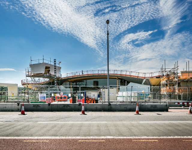 Image of Abbey Wood Crossrail Station
