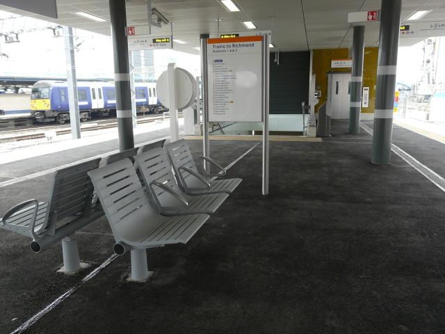 Platform seating
