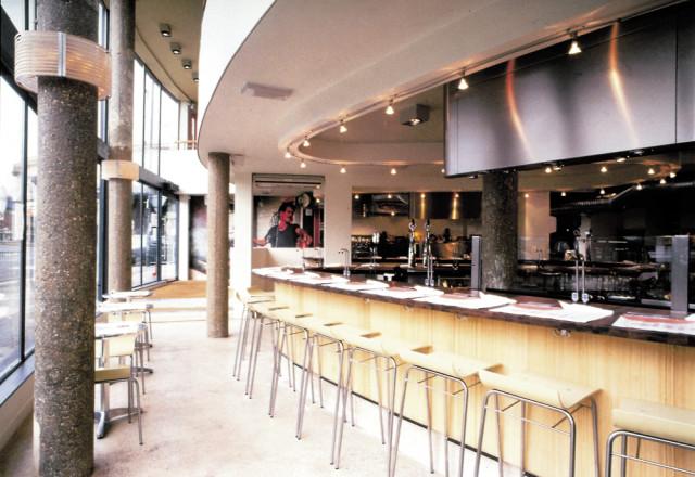 Bar view at daytime