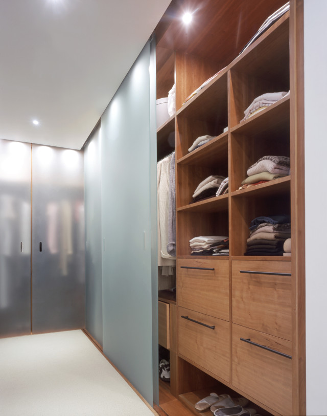 Bespoke Dressing Room Storage