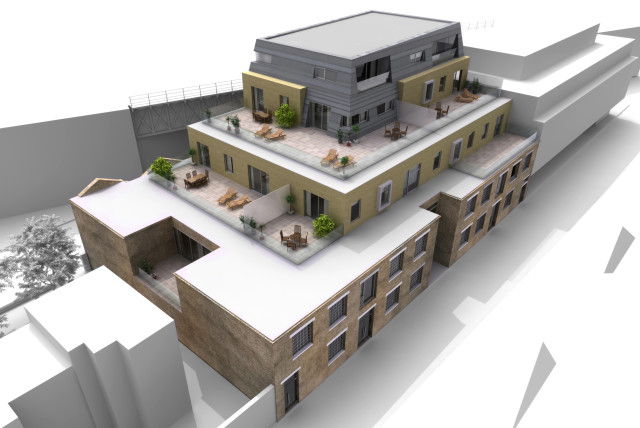 Glass Hill Street - Proposal