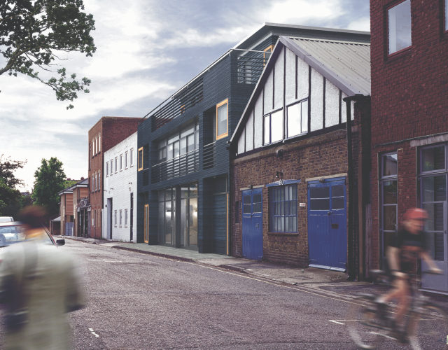 Image of Glentham Road development concept
